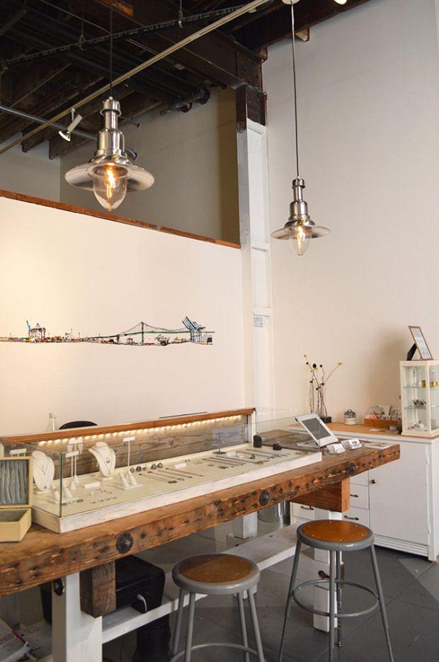 "jewelry shop | ""crown nine"" | oakland, california"
