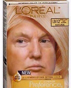 Does Donald Trump's Hair Have a Hidden Agenda? Unlike most of the GOP's 2016 Presidential Candidates, who sport the same, tired Republican haircut, short back and front, businessman, conservative, and empty between the sideburns, Donald Trump's rusty-blonde helmet is a marvel of unnatural engineering.  You can tell he dyes his shellacked comb over because it's never the same color. One day it shimmers like a petrified cockroach, glinting in the moonlight. At other times, his scowling dome…