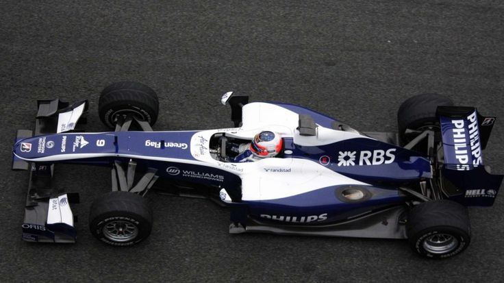 2010 Williams FW32 - Cosworth (Rubens Barrichello)