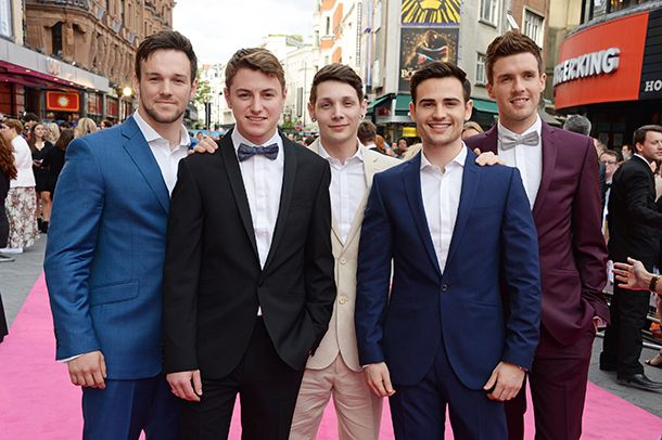 Collabro sign up to Simon Cowell's record label
