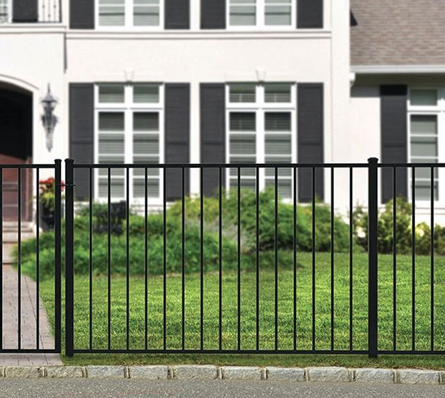 Pin By Zigo Wood On Fence Design In 2020 With Images Aluminum