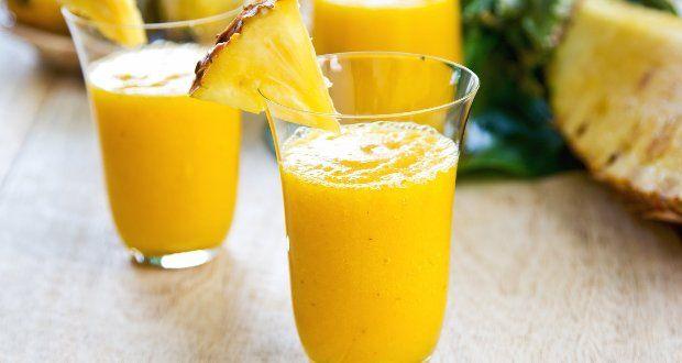 10 receitas de sucos detox - Guia da Semana
