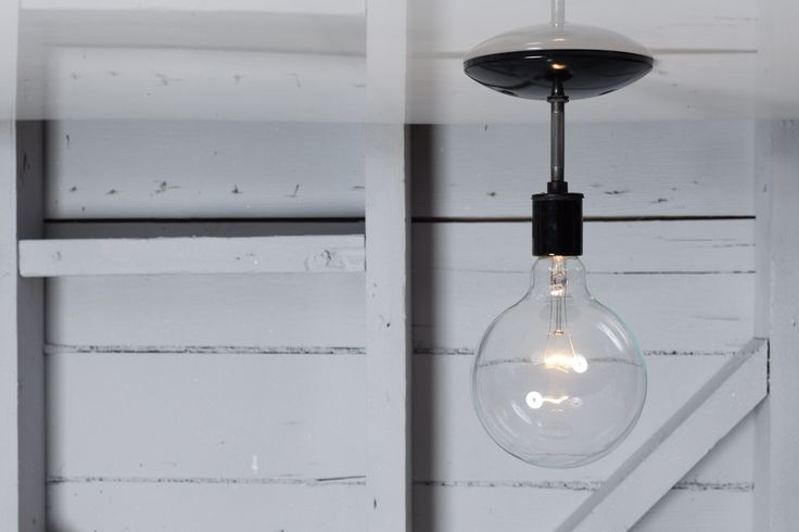 Industrial Ceiling Light Semi Flush Mount by IndLights on Etsy