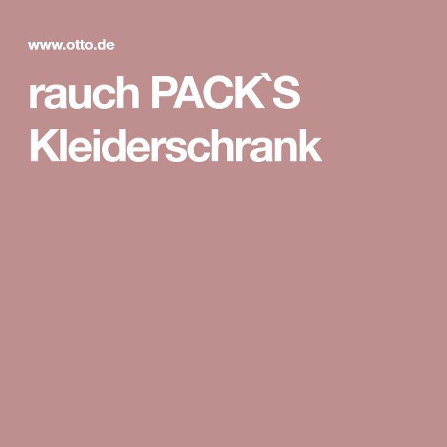 rauch PACK`S Kleiderschrank