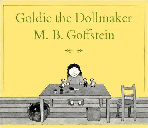 Goldie the Dollmaker by M. B. Goffstein http://www.amazon.com/dp/0374427402/ref=cm_sw_r_pi_dp_0.j9ub15H9Q7M