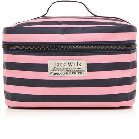 Bellerby Wash Bag From Jack Wills