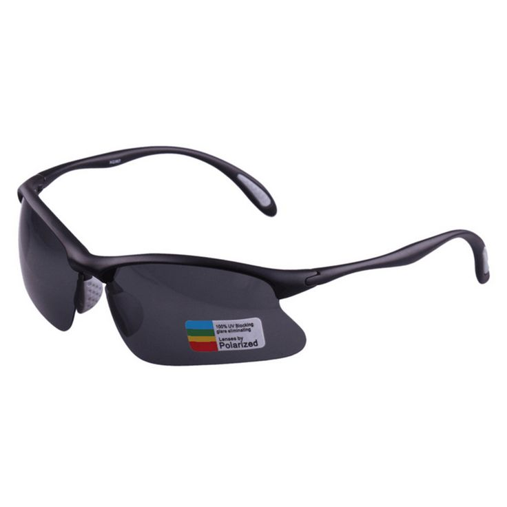 Polarized Glasses Fishing Sports Sunglasses XQ-362 grey glasses