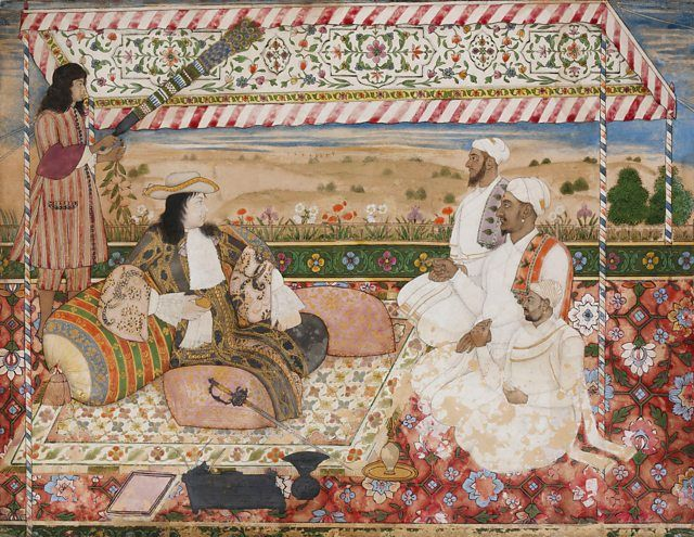 BBC Four - Love and Betrayal in India: The White Mughal - A love story that broke the conventional boundaries of Empire
