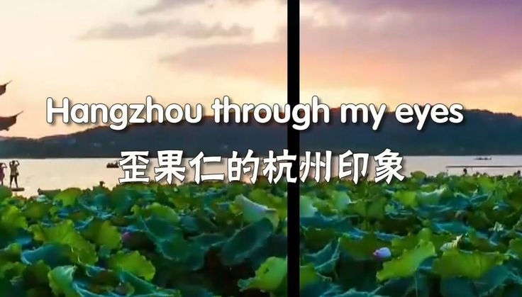 【Video】As the host city of the 2016 #G20 summit, #Hangzhou has come under the global spotlight. Have you ever been to Hangzhou? How much do you know about this beautiful city? Let's share our stories nearby the #WestLake! (Video: GT)