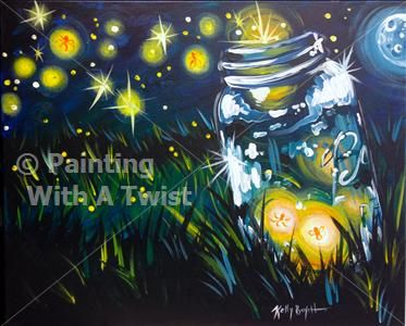 PWAP Muscular Dystrophy Association - Lansing, MI Painting Class - Painting with a Twist