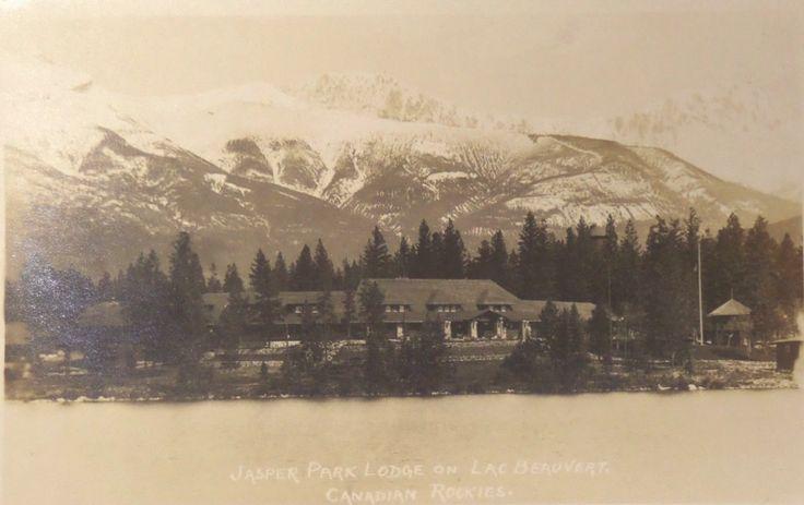 62 best historical views of the fairmont jasper park lodge for Crosby cabin jasper park lodge