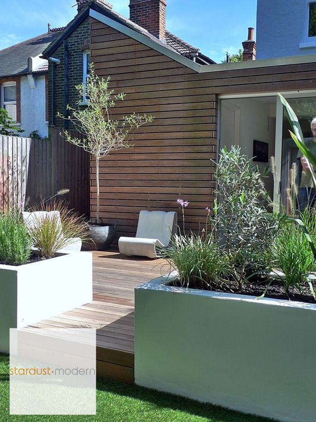 Ideas for Designing a Small Modern Garden | Stardust Modern Design