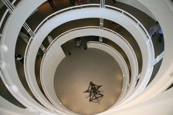 Museum Of Tolerance   Los Angeles Spiral Atrium Ramp/staircase |  Architecture   Commercial | Pinterest