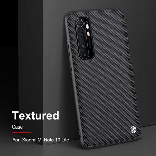 گارد شیائومی Mi Note 10 Lite مارک Textured نیلکین 7 Xiaomi Galaxy Phone Samsung Galaxy Phone