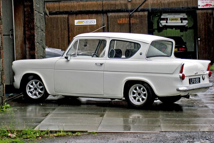 All sizes | Ford Anglia 105E - LFO212 | Flickr - Photo Sharing!