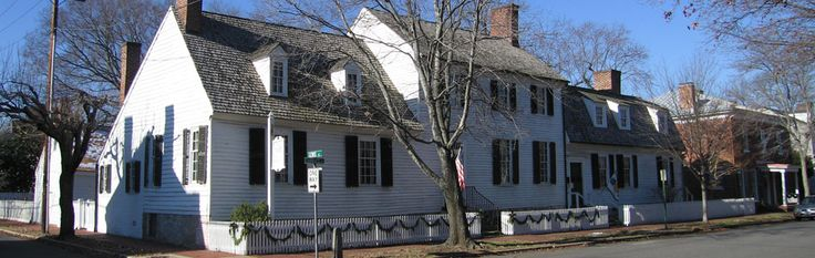 Mary Washington House | Travel | Vacation Ideas | Road Trip | Places to Visit | Fredericksburg | VA | History Museum | Other Historical | Historic Site | Monument