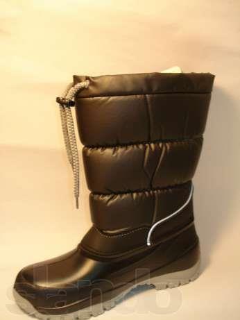 Детская непромокаемая обувь демара распродажа
