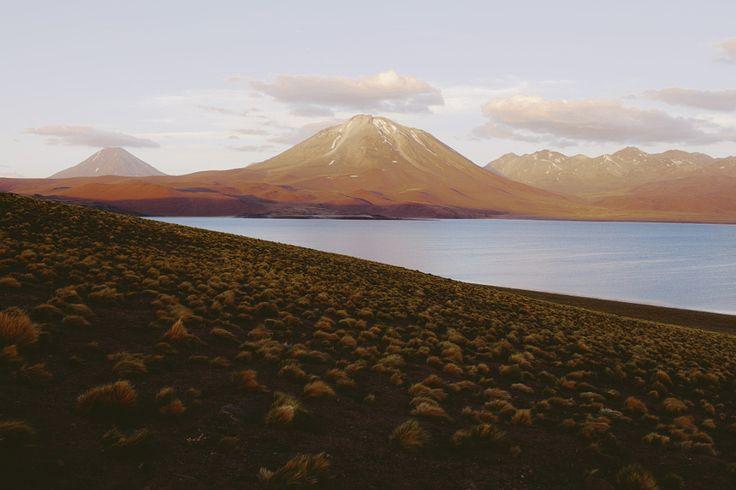 Sunset on Laguna Miscanti by Alex Strohl - Photo 135756841 - 500px