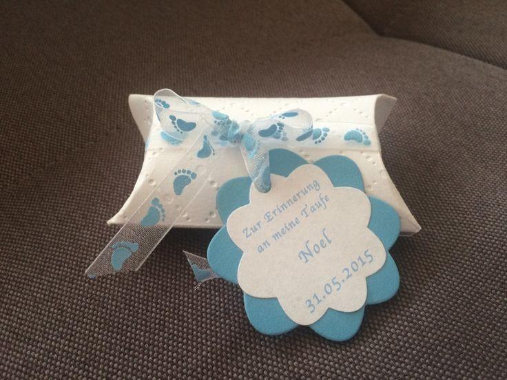 Die besten 25 taufgeschenk junge ideen auf pinterest geschenke zur taufe junge geschenkidee - Namensschilder basteln taufe ...