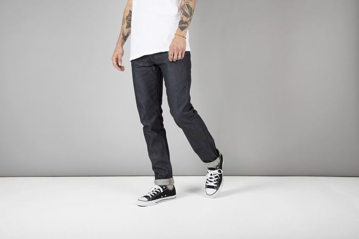 How do Edwin Jeans Fit? | Edwin ED80 Slim Tapered at Urban Industry