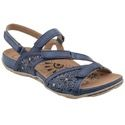 Earth Shoes Maui | Women's Adjustable Strap Sandal | Earth Brands Footwear