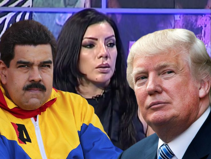 Deseret Tavares Predice El Futuro De Donald Trump Y Nicolás Maduro En Mujeres Al Borde