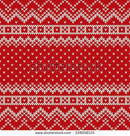 60 best fair isle knitting images on Pinterest | Patterns, Beads ...