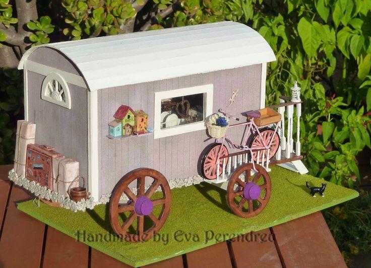 Blog sobre miniaturas de casas de muñecas y miniatures and dollhouses