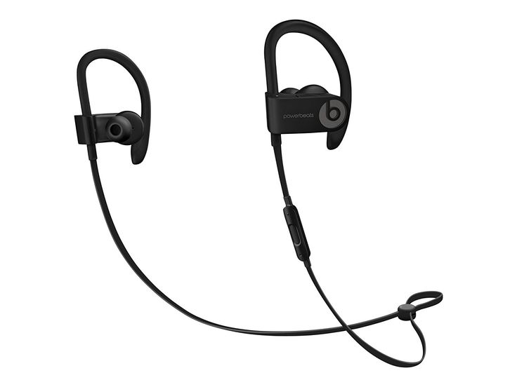 Powerbeats3 Wireless In Ear Headphones Black