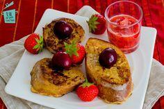 French toast - Uit de pan van San