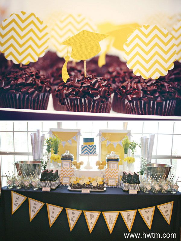 Superb Make Your Graduation Open House Party Unique And Colorful! More Ideas Here:  Http://blog.myjeanm.com/2013/06/make Your Graduation Open Houu2026
