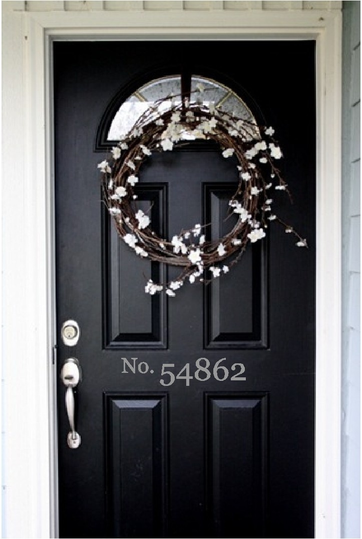 1000 images about curb appeal on pinterest house for Front door number plaques