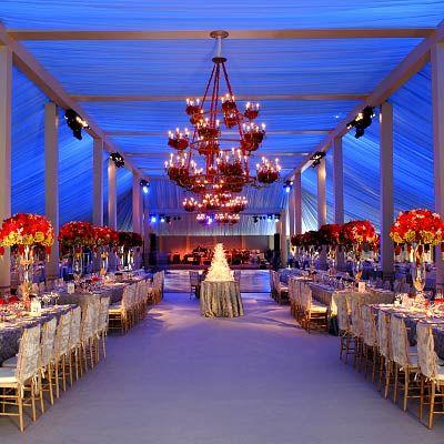 Preston Bailey #PrestonBailey #weddings @WedFunApps wedfunapps.com ♥'s