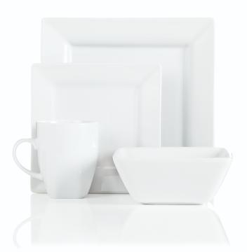Square Dinnerware  sc 1 st  Pinterest & 117 best Serve Shine \u0026 Sparkle images on Pinterest | Sparkle ...
