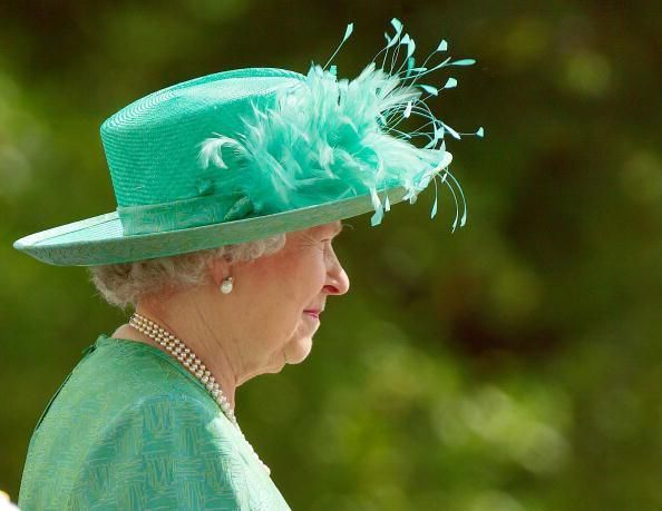 Queen Elizabeth, March 17, 2006 in Philip Somerville | Royal Hats....Posted on August 25, 2014 by HatQueen....Queen Elizabeth and the Duke of Edinburgh attended Sunday Service at Crathie Kirk in Scotland yesterday. While it is difficult to say for certain, I suspect she wore this hat: