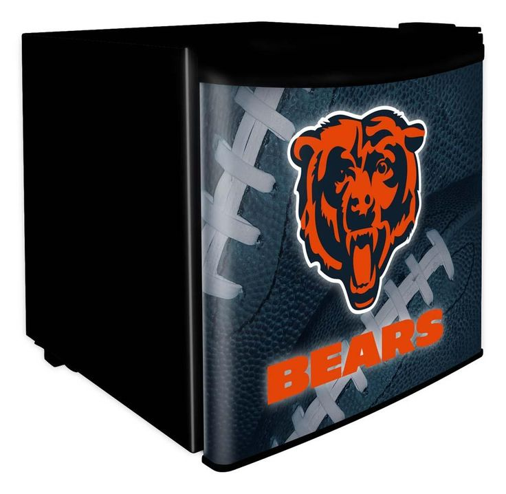 Chicago Bears Dorm Room Mini-Fridge