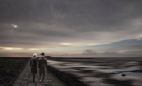 'Wanderer zwischen den Welten' von Christine  Ellger