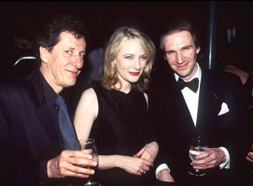 Image result for cate blanchett and ralph fiennes