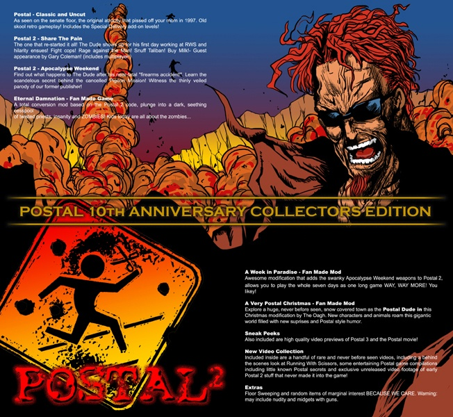 postal2 | Game Illustration