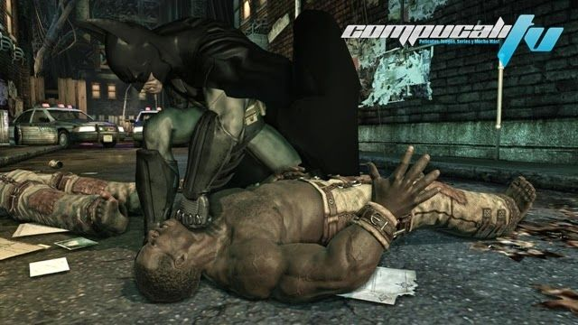 Nueva Edición del juego Batman Arkham Asylum llamada Batman Arkham Asylum Game of the Year Edition Steam Edition PC Full Español que traemos en estreno ISO