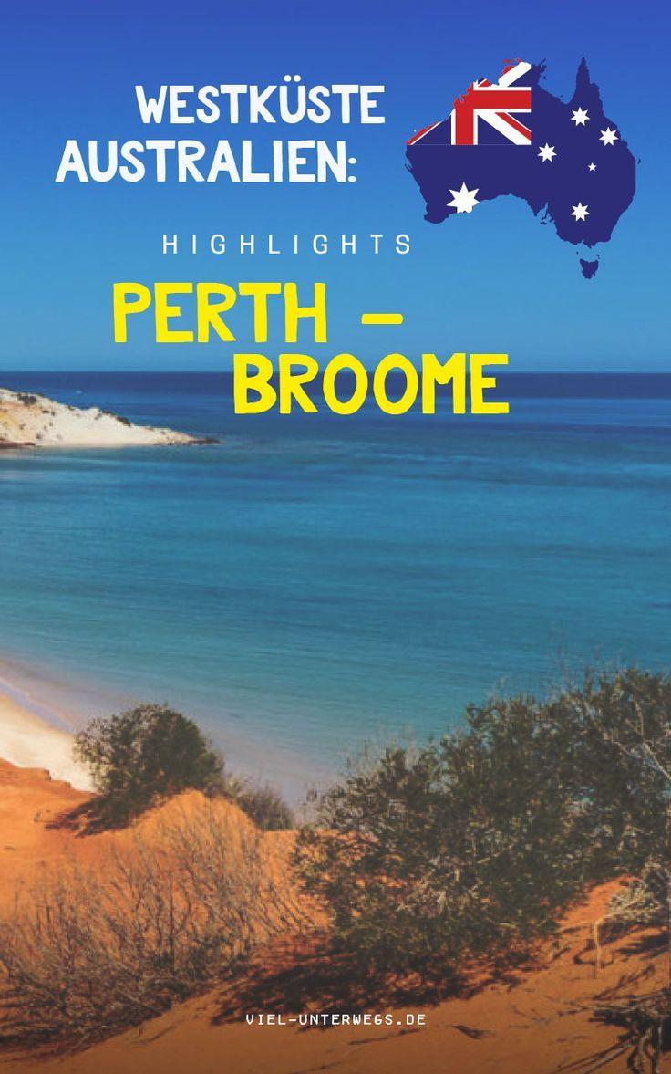 Westküste Australien: Highlights von Perth bis Broome