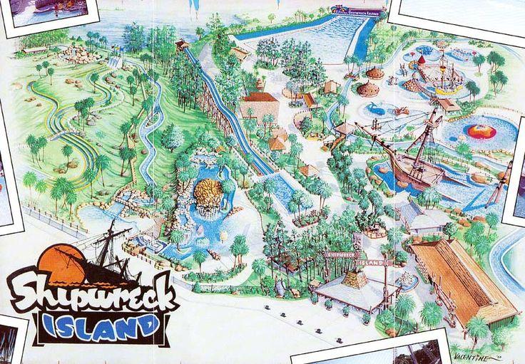 Shipwreck Island - 1980s