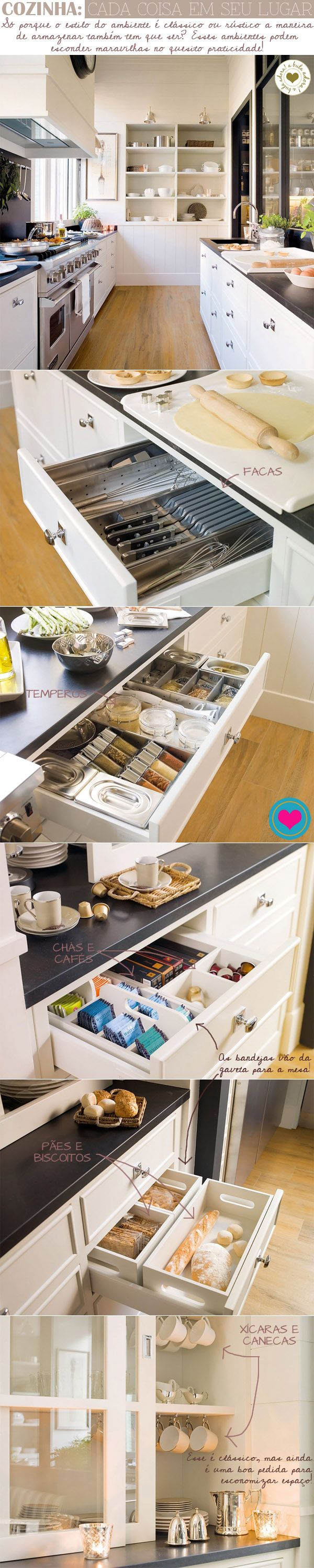 kitchen organisation - perhaps a little too organised even by my standards! omg perfection