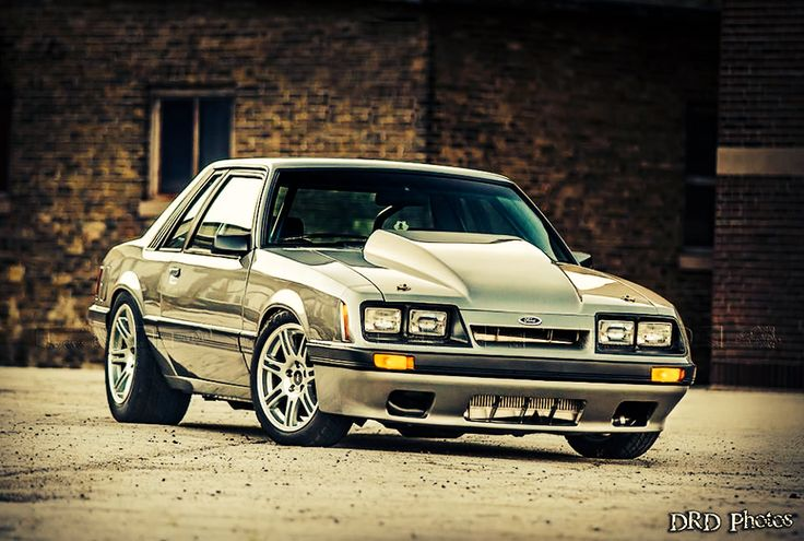 Fox body Mustangs