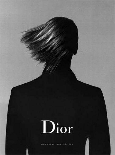 Dior - Richard Avedon - 2004SS - homme ad campaign - fashion ads