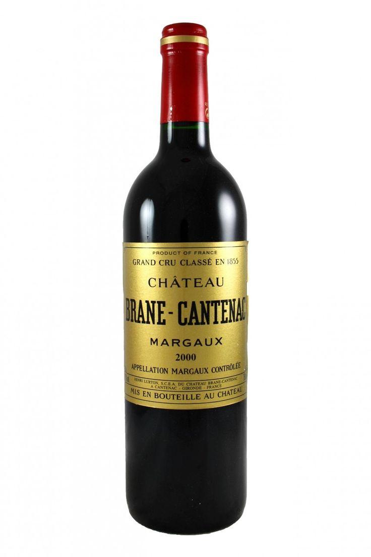 Chateau Brane Cantenac 2000, £76.95 (http://www.frazierswine.co.uk/chateau-brane-cantenac-2000/)