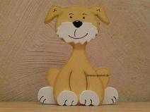 Türstopper Hund Sally (dawanda: BineSausewind)