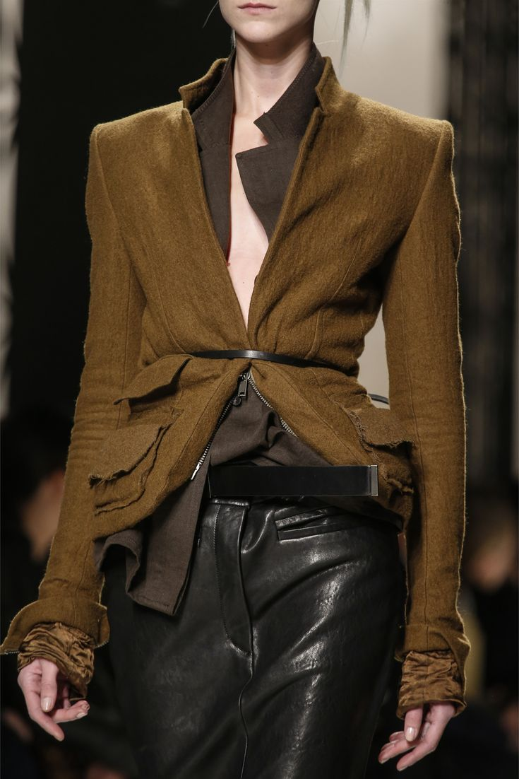 Haider Ackermann - Collections Fall Winter 2013-14 - Shows - Vogue.it