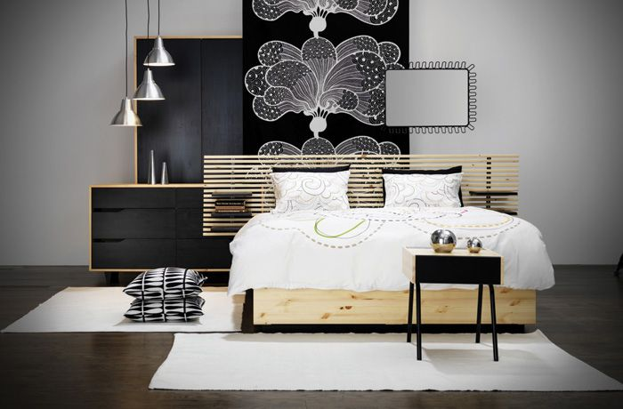 UNIT 10 DESIGN  IKEA Mandal Bedroom Collection
