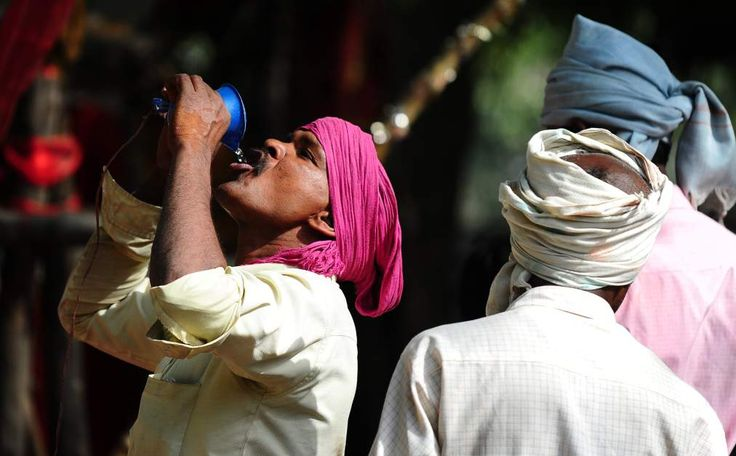 More Than 2,300 People Have Now Died in India's Heat Wave